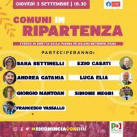 Comuni in ripartenza - Milano