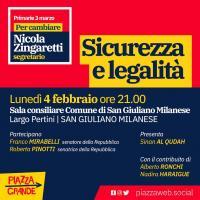 Sicurezza e Legalità - San Giuliano Milanese