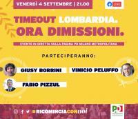 Time out Lombardia: ora dimissioni - Milano