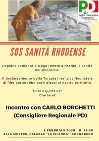 S.O.S. Sanità Rhodense - Cornaredo