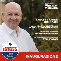 Il futuro è di casa - Ezio Casati - Paderno Dugnano