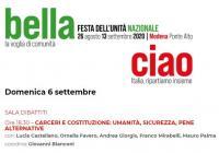 Carceri e Costituzione: umanità, sicurezza, pene alternative - Festa Nazionale dell'Unità a Modena Ponte Alto