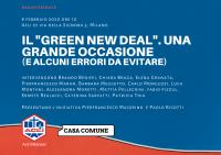 Green New Deal - Milano