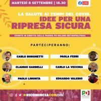 La ripresa ai tempi del Covid-19 - Milano