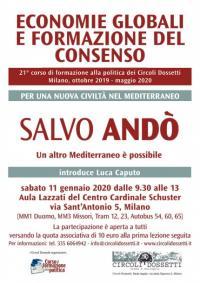 Un altro Mediterraneo è possibile - Milano