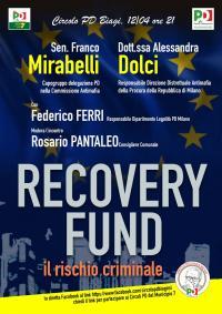 Recovery Fund. Il rischio criminale