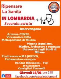 Ripensare la Sanità in Lombardia