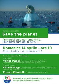 Save the Planet - Milano