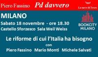 PD Davvero - Milano