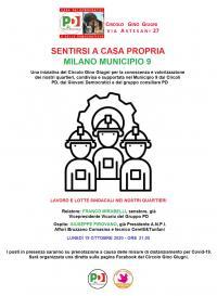 Storia del lavoro e delle lotte sindacali nei nostri quartieri - Milano