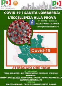 Gestione della Sanità Lombarda in tempi di Pandemia-Covid-19