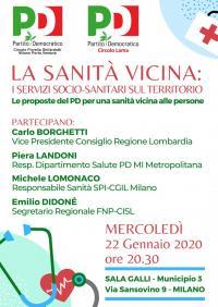 La Sanità Vicina - Milano