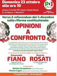 Referendum Costituzionale - Milano