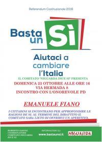 Referendum Costituzionale - Niguarda, Milano