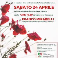 Festa della Liberazione a Niguarda, Milano