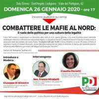 Combattere le mafie al Nord - Sant'Angelo Lodigiano