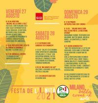 Festa dell'Unità a Milano