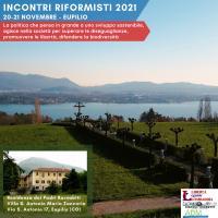 Incontri Riformisti 2021 a Eupilio