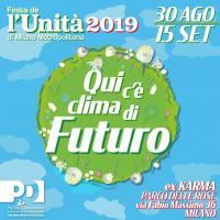 Festa PD Milano: Ci salveremo. Appunti per una riscossa civica