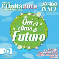Festa PD Milano: Corsie deserte e salute in attesa