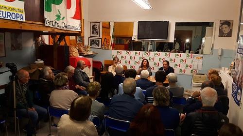 Franco Mirabelli, Claudia Peciotti, Federico Ferri
